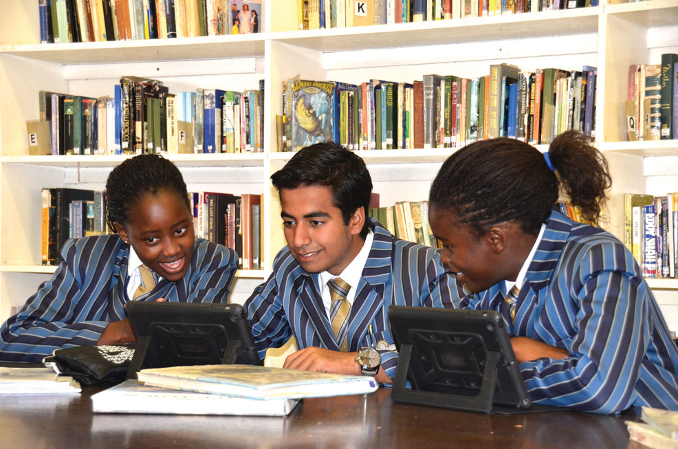 Heritage-School—Senior-Library