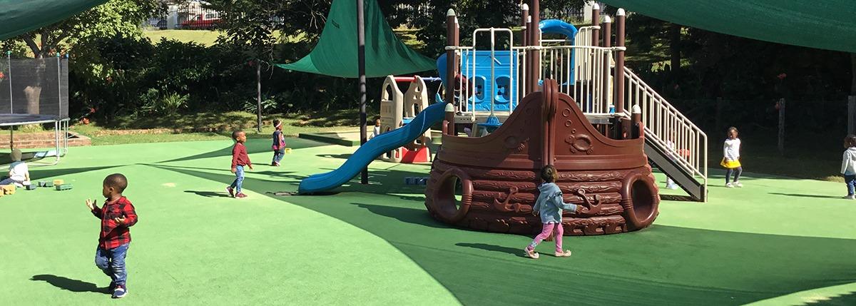 Hericreche Playground